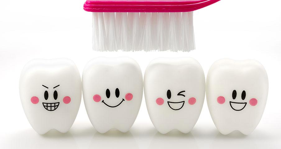 Vanliga frågor om tandvård